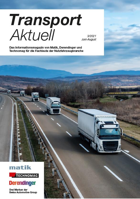 Transport Aktuell<br>Juni 2021
