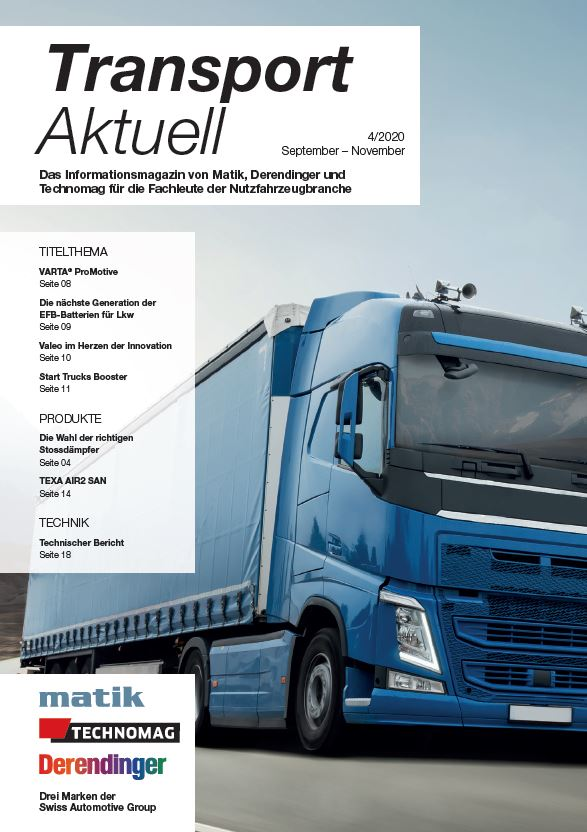 Transport Aktuell September 2020