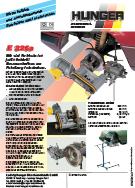 HUNGER Scheibenbremsmaschine-PKW E326