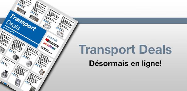 Transport Deals