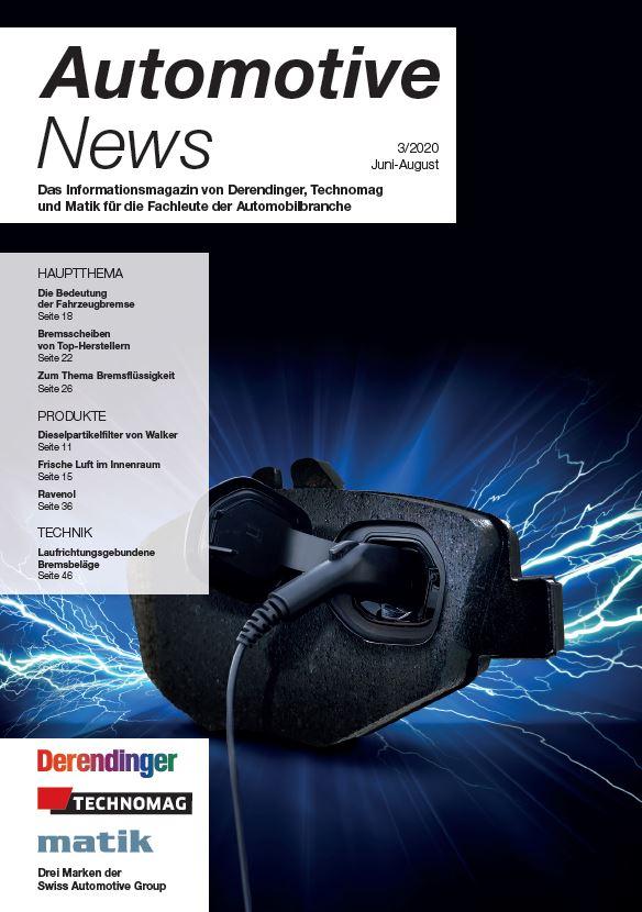 Automotive News Juni 2020