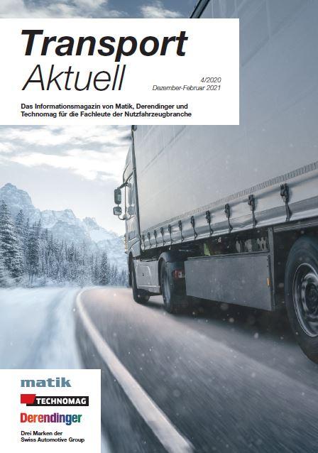 Transport Aktuell Dezember 2020