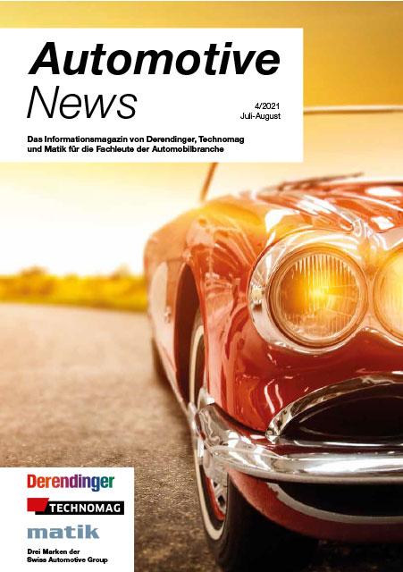 Automotive News<br>Juli 2021
