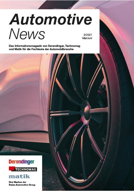 Automotive News<br>Mai 2021