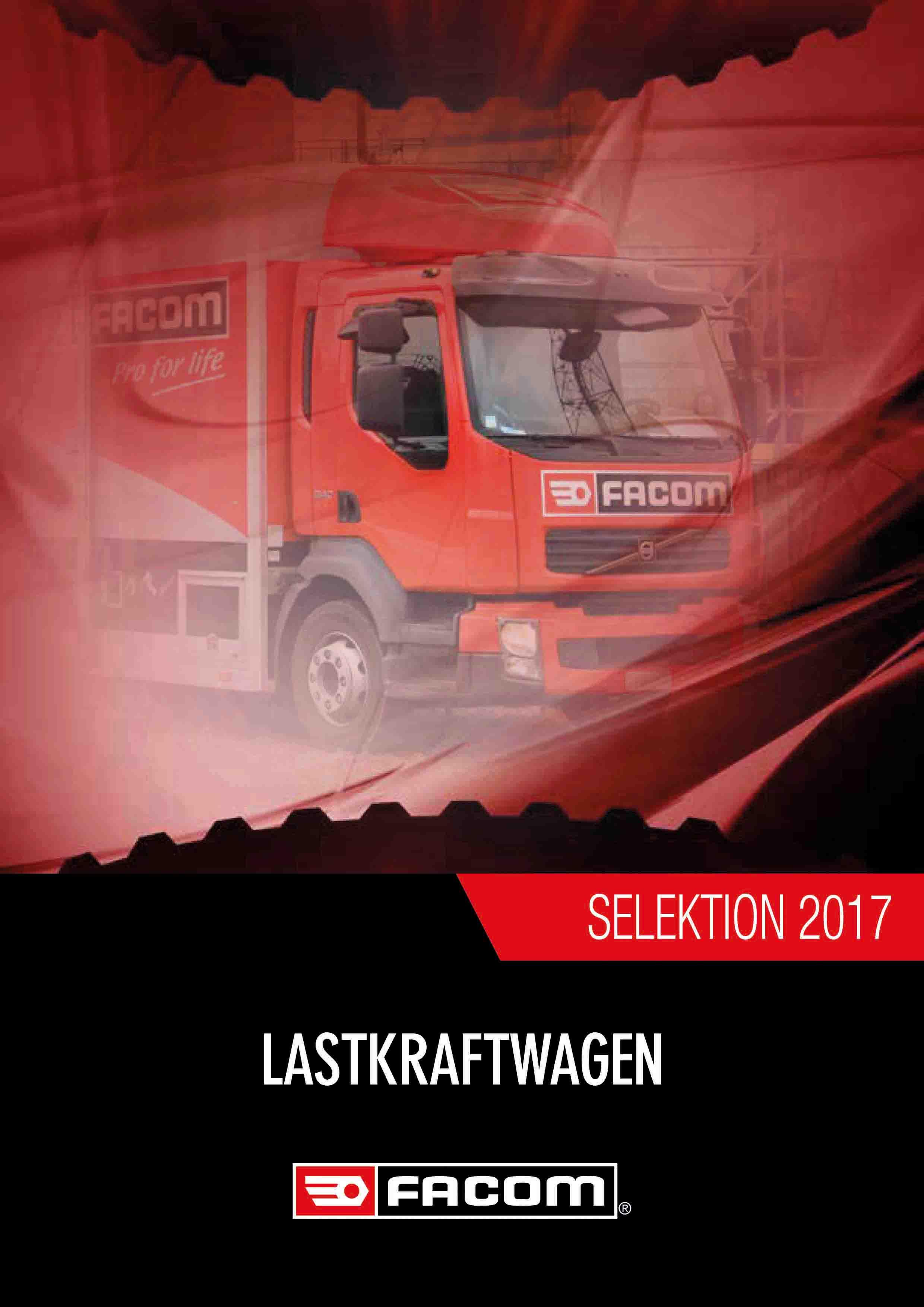 Facom Lastkraftwagen 2017